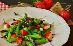 Фруктово-овощная диета меню