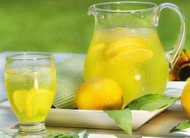Чем вреден лимонад