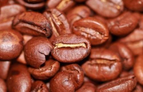 Zharenye kofejnye zerna
